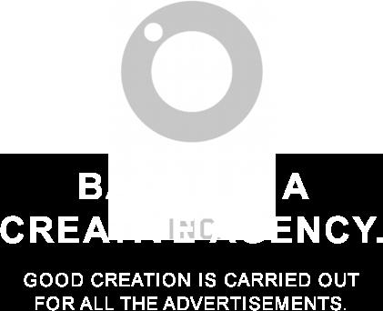 BADGE IS A CREATIVE AGENCY.