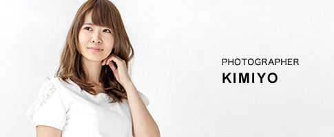 PHOTOGRAPHER KIMIYO