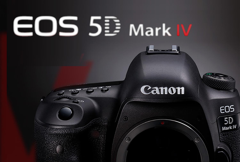 CANON 5D MarkⅣ 導入