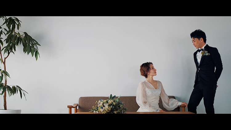 CAMEL WEDDING プロモーションムービー